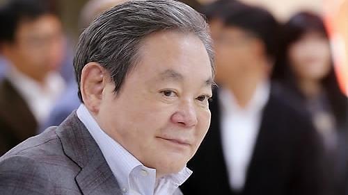 韩国股市受中国影响连跌 三星李健熙身家蒸发25亿元