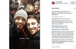 Bradley Cooper look-alike fools people at Sundance