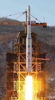 """韩专家预测朝鲜""""射星""""时间段为早9点至10点"""