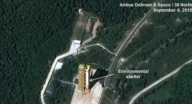 日정부, 北 미사일 발사물 5개로 분리, 4개 낙하