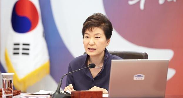 朴 대통령, 北 핵·미사일 전면적 재앙…강력제재