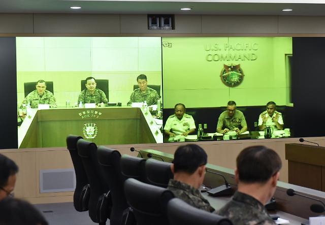 韩美日参谋长召开会议以应对朝核及导弹发射