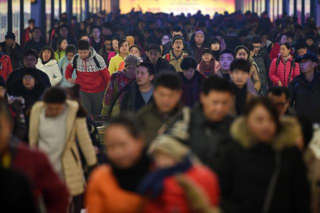 [영상중국] 중국 춘제 막바지, '귀경 전쟁' 시작