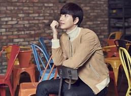 .Actor Park Hae-jin to meet fans in April.