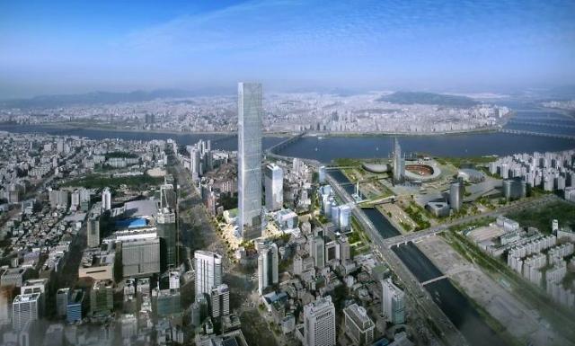 现代汽车2021年建成105层新总部大楼 为韩国第二高楼