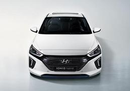 Hyundais pure electric vehicle to be released in June