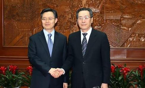 六方会谈中方团长武大伟将于28日访问韩国,会见韩国外交部韩半岛和平