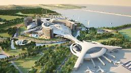 .New casino targeting Chinese goes to US-Korean consortium.