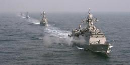 .New naval base built on South Koreas southern island.