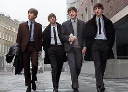 Beatles dominates foreign music chart in South Korea