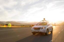 Google's autonomous car crashes into bus