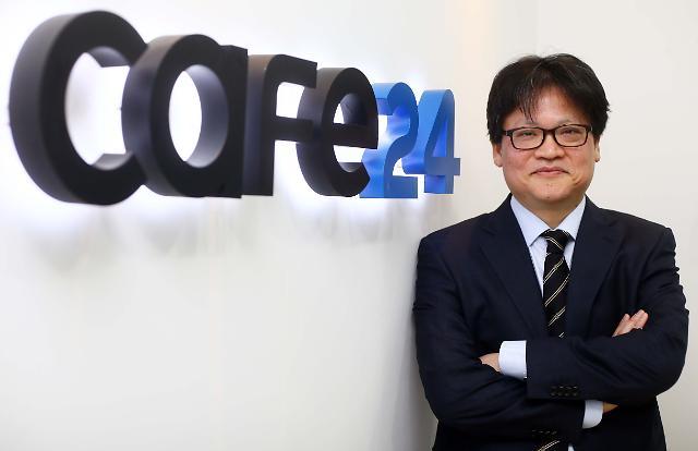 韩国CAFE 24董事长李在硕:靠创意在中国电商市场获胜