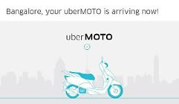 Uber to tackle congested traffic in India with bike taxis