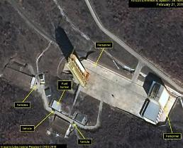 .New activity at North Korean rocket launch site: 38 North.