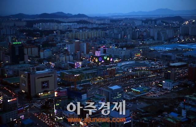 """韩国光州市拟打造""""夜景之城"""""""