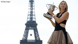 .Tennis star Maria Sharapova fails drug test.