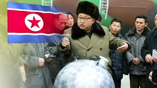 朝中社:金正恩指示继续进行核武试验
