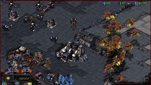 阿尔法围棋自信爆棚 人工智能欲挑战游戏业