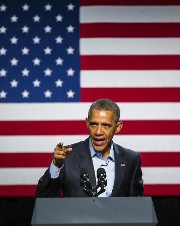 奥巴马称将继续加强对朝制裁 本周内签署新制裁行政令