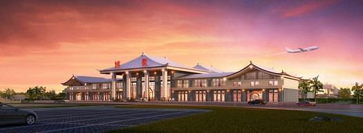 """博鳌机场11个月建成创""""奇迹"""" 将服务博鳌亚洲论坛"""