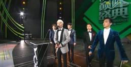 .[AJU VIDEO] BigBang sweeps Chinese music awards.