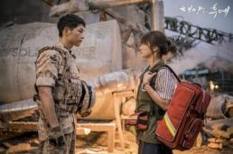 .Tourists rush to filming spots of Descendants of the Sun.