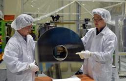 Scientists develop spacecraft silicon carbide reflector