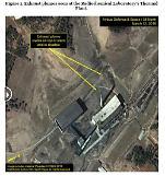 Suspicious activity at North Koreas nuclear complex