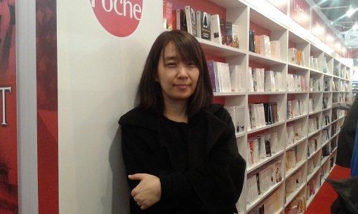 韩国小说家韩江入围布克奖最终候选名单