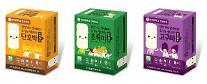 연세우유, '영양가득 연세아이 유기농 쌀과자' 3종 출시