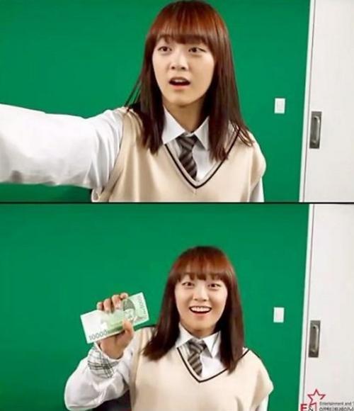 아이오아이(ioi) 김세정, 과거 연기지망생? 당시 모습보니…
