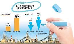 .韩制造业生产线转向海外  政府需制定引导政策.