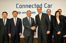 Hyundai, Cisco agree to develop technology for connected cars
