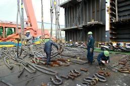 [UPDATES] Hyundai shipyards operation suspended for unusual safety check