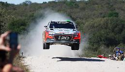 Hyundai grabs victory in Rally Argentina