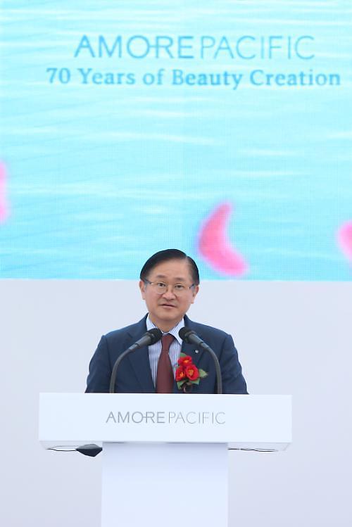爱茉莉太平洋董事长徐庆培:最佳产品的诞生基于员工的幸福感