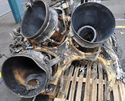 North Koreas failed test of second medium-range missile: South