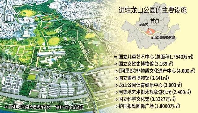 """首尔龙山计划打造""""韩国曼哈顿"""" 8大博物馆吸眼球"""