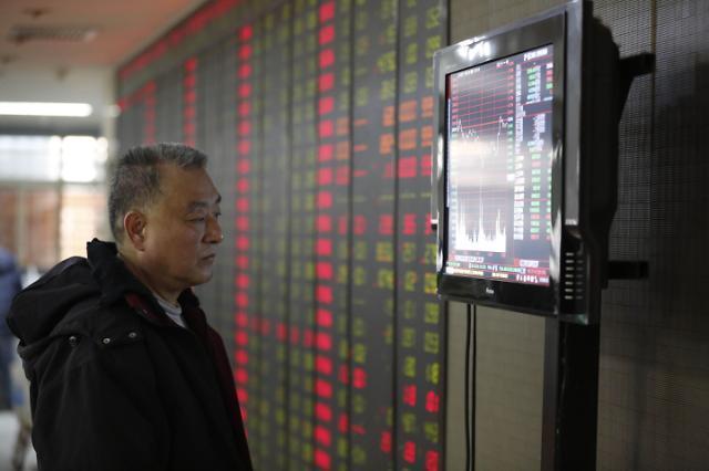 중국 증시 반등 성공, 상하이종합 1.85% 상승(속보)
