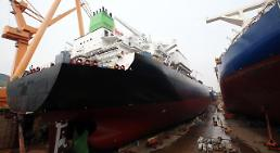 Daewoo shipyard posts Q1 operating loss