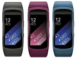 [Leaks] Samsung Gear Fit 2 to be released in three colors