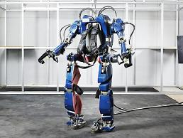 Hyundai Motor releases images of Iron Man suit