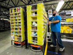 Amazon to jump into food and household goods business