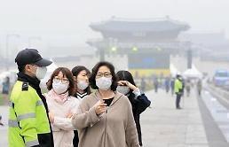 .韩国空气质量指数世界倒数第8  EPI排名急速下滑.