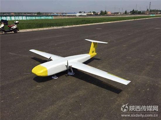 [영상중국] 중국산 80km 중거리 드론 개발 첫 성공