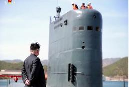 .Continued activity at North Koreas SLBM submarine site: 38 North .