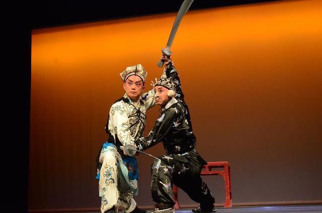 中国国粹走进韩国 湖北京剧院访韩演出完美落幕