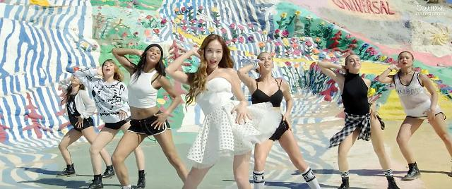 Jessicas solo debut track Fly gets banned from KBS