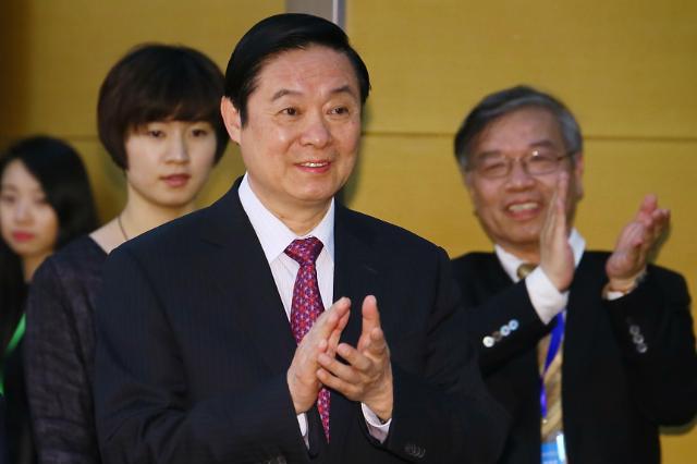 刘奇葆:望韩政府继续积极宣传中国文化