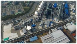 SK Gas opens new joint petrochemical plant in Ulsan